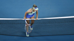 Шампионката от Australian Open с трета поредна загуба
