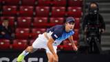 19-годишен чешки талант изхвърли Марин Чилич от Sofia Open 2020