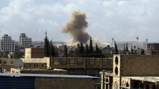 Иран обвини Саудитска Арабия за авиоудари над посолството си в Сана