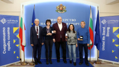 """Министър Кралев награди призьорите от 38-ите """"Световни здравни медицински игри"""""""