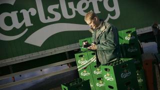 Carlsberg дава половината печалба на акционерите си