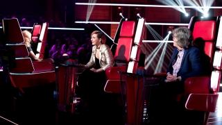 """Първи женски дует на сцената на """"Гласът на България"""""""