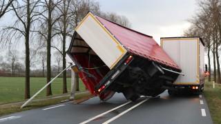 Ураганен вятър взе пет жертви в Холандия, Белгия и Германия