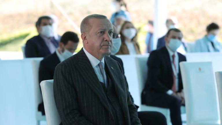 Върховният консултативен съвет на Турция, ръководен от президентаРеджеп Ердоган, реши