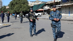 Десетки загинали при най-кръвопролитния атентат в Багдад от 2018 г.