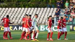ЦСКА е играл 5 пъти срещу Хебър в турнира за Купата, никога не е отпадал