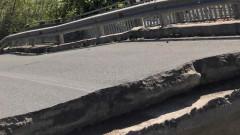 Падна автомобилен мост между италианските области Лигурия и Тоскана