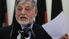 Балотаж на президентските избори в Афганистан