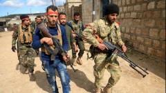 Центърът на сирийския град Африн е напълно обсаден, обяви Турция
