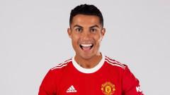 Гафът на Манчестър Юнайтед с Роналдо