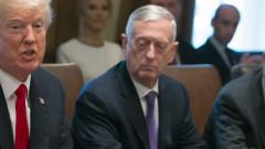 Ексшефът на Пентагона не се подчинил на заповедите на Тръмп за Северна Корея и Иран