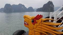 Легендата за залива Ха Лонг във Виетнам