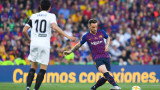 Барселона - Валенсия 0:0