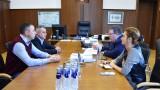 Цацаров разговаря със Синдиката на надзирателите