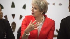 Тереза Мей убедена: Няма да настъпи краят на света без сделка за Брекзит
