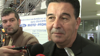 Наджи Шенсой остава начело на Локо (Пловдив)
