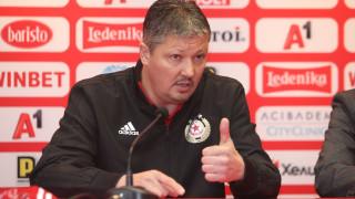 Любослав Пенев: В ЦСКА има само една цел и тя е титлата!