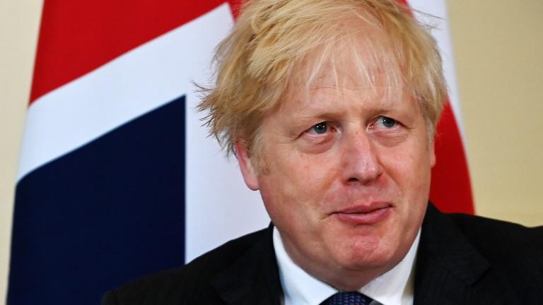 Британският премиер Борис Джонсън претърпя срамно поражение, когато неговата Консервативна