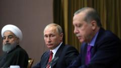 Ердоган вече не е напълно против за диалог с Асад