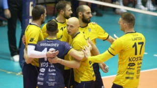 Хебър спечели Суперкупата на България по волейбол
