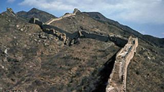 """Великата китайска стена – едно от """"новите"""" чудеса в света"""
