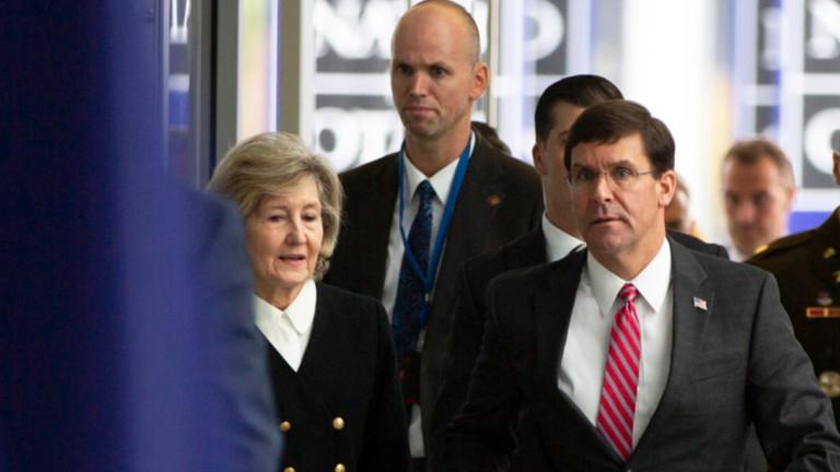 САЩ призова Турция да спре да пречи на отбранителния план за Прибалтика и Полша