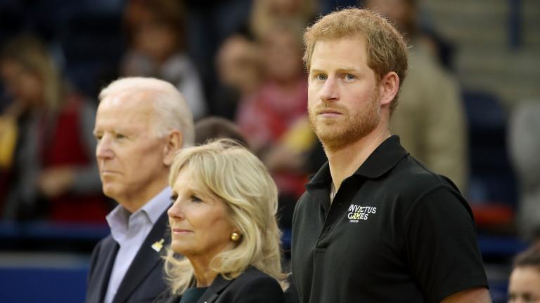 Връзките на принц Хари в Белия дом