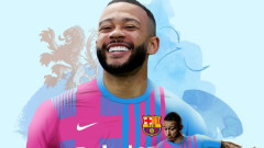 Официално: Барселона обяви трансфера на Мемфис Депай