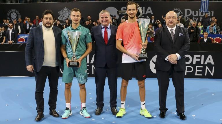 Даниил Медведев спечели Sofia Open 2019