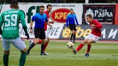 Денислав Александров: Изиграхме силен мач в тактическо отношение
