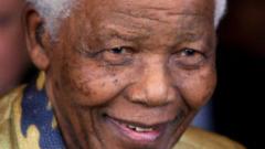 Пускат филм за Нелсън Мандела в Южна Африка