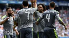 Роналдо вече е един от многото в Реал