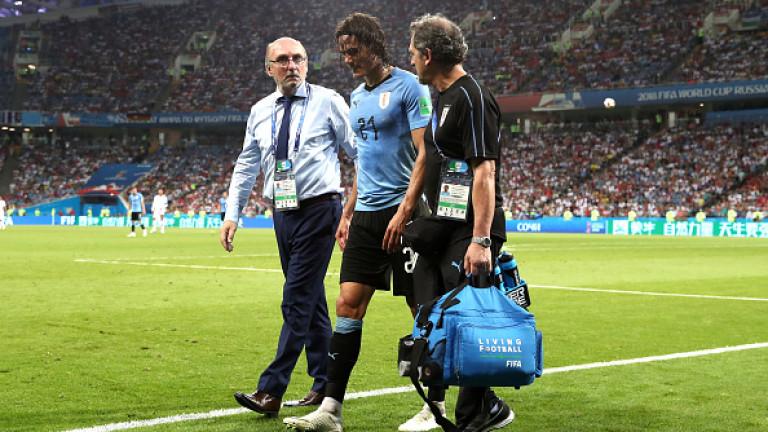Единсон Кавани се отдалечи от трансфер в Атлетико