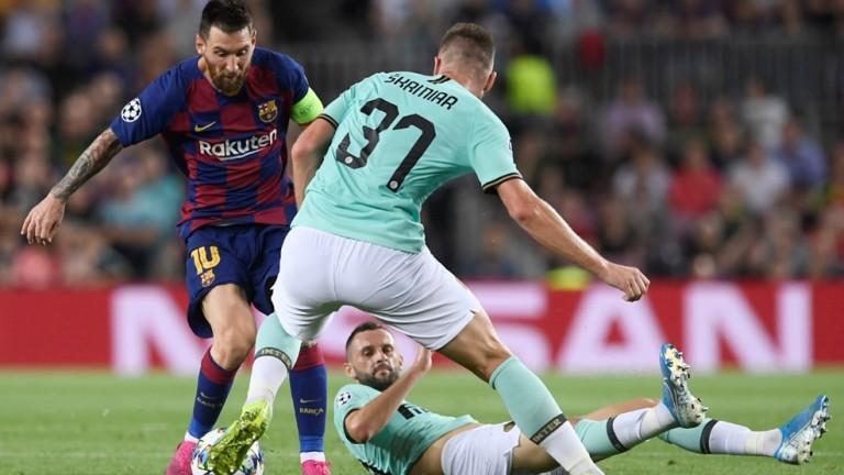 Капитанът на Барселона Лионел Меси записа първи пълни 90 минути