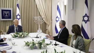 Президентът на Израел започна консултации с партиите за съставяне на правителство