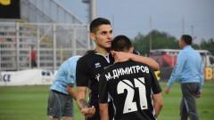 Септември (Симитли) победи ЦСКА 1948 с 2:0