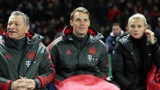 Нойер вдъхна надежда на баварските фенове