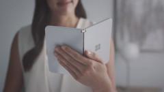 Microsoft представи бъдещето на лаптопите и сгъваемите телефони