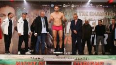 Тервел закова 92,8 кг по червени боксерки
