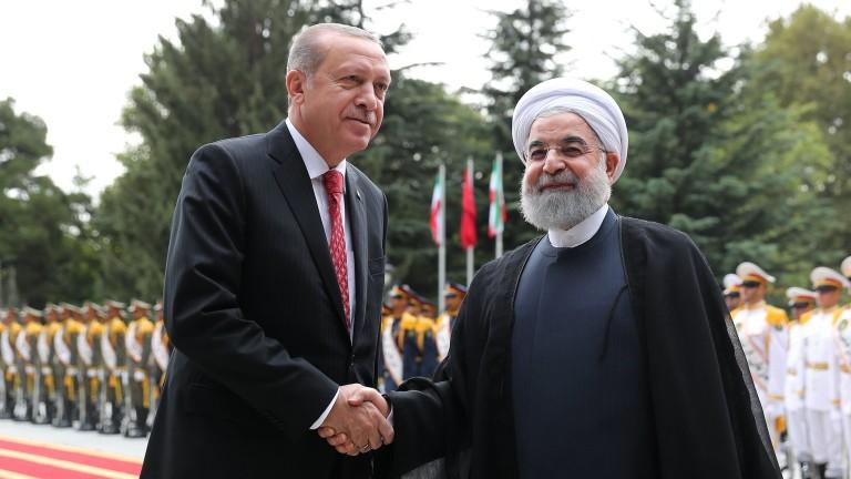Президентът на Турция Реджеп Ердоган проведе телефонен разговор с иранския