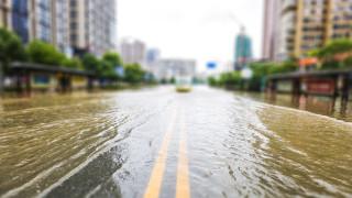 Климатични и икономически рискове могат да доведат до разпадане на системата