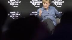 Меркел скастри Тръмп в Давос: Изолацията не е решението
