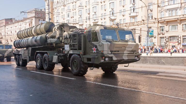 Най-новата система за противовъздушна отбрана С-500 на Русия щяла да