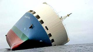 Mazda претопява всички коли от авариралия кораб
