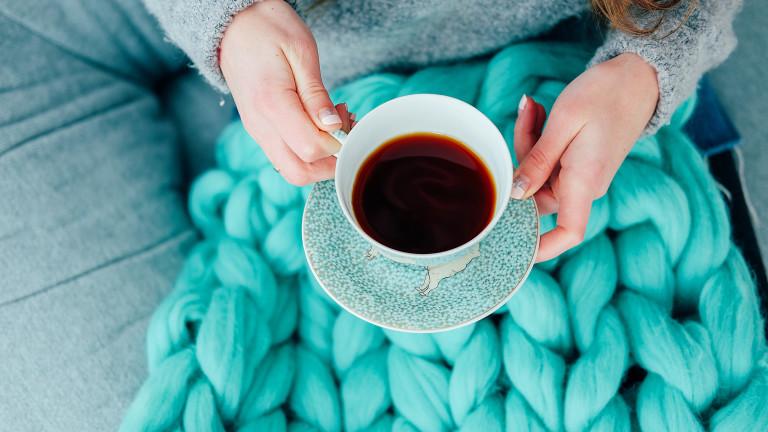 3 причини да не прекаляваме с черния и зеления чай