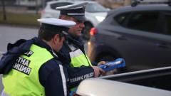 115 пияни и 22 надрусани шофьори засекли пътните полицаи за 4 дни