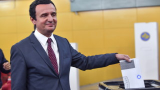 Две опозиционни партии водят на вота в Косово
