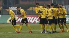 Витоша - Ботев (Пловдив) 0:2, Виана удвои