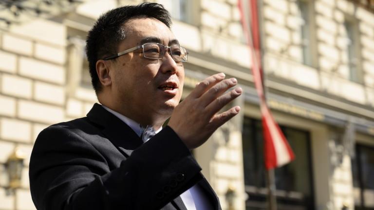 Постоянните представители на Китай и Русия в Международната агенция за