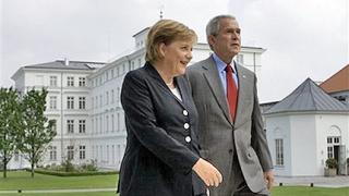 Буш доволен от евролидерите